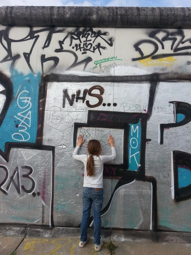 Die Mauer, Berlin